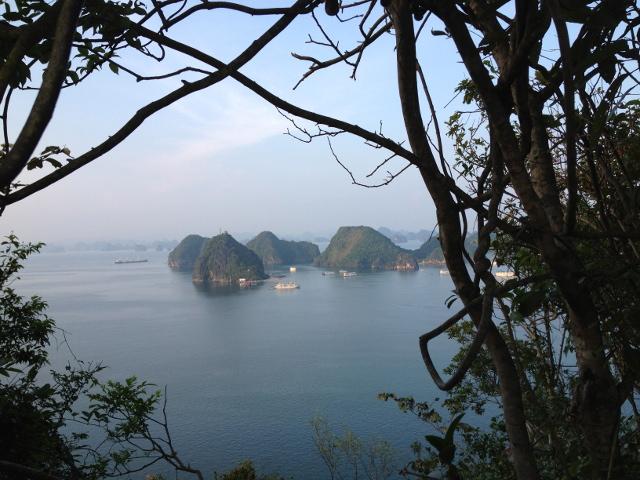 Expedice_woodcraft_Vietnam_dobrodruzna_dovolena_Ha Long 5