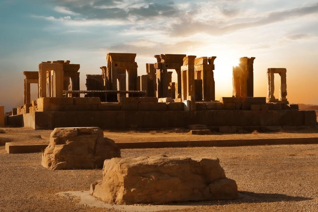 Írán - Persepole