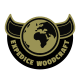 expedice_woodcraft_logo_zelena_cerna_půl_kruh